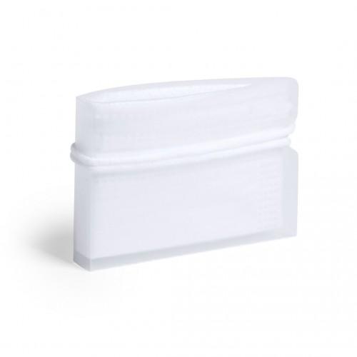 Portamascarillas de plegado transparente. Pack 5 Unidades. Precio unidad: 0,70€ IVA incluido